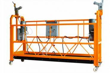 ce sertifikatlangan alyuminiy ishlaydigan platforma zlp1000 motor kuchi 2.2kw