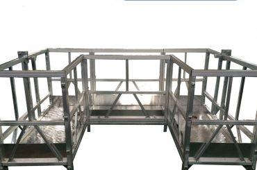 u tasmasi bilan ishlaydigan yuqori quvvatli ishlaydigan platforma
