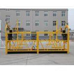 yuqori sifatli va zlp630 zlp800 quvvatli ishlaydigan platforma zlp 630 platformasi to'xtatildi