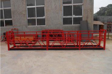 Yuqori qavatli bino kuchli ishlab chiqarish platformalar zlp500 2m * 2 1.5kw 6.3kn