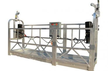 ZLP630-to'xtatilgan platformali beshikli ishlaydigan platforma (2)