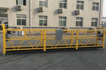 500kg / 630kg / 800kg / 1000kg alyuminiy astarlangan tel qoplama platformasi