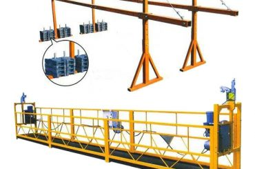 to'xtatilgan platforma uchun elektr lift va cd1 tipidagi elektr ko'targich